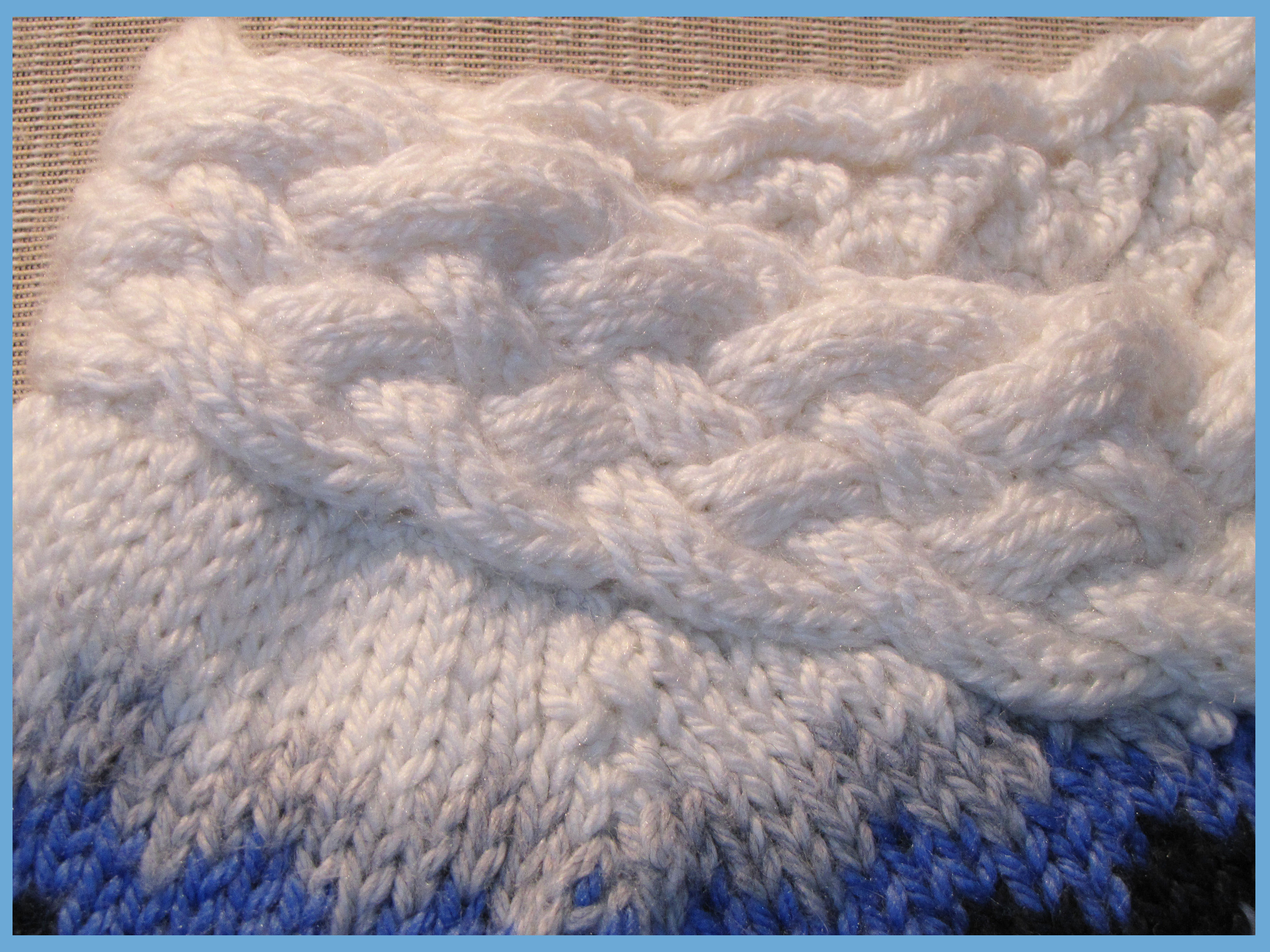 Puntos Dos Agujas – Knitting Stitches