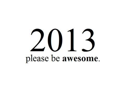 Mi deseo para el próximo año - My wish for next year!