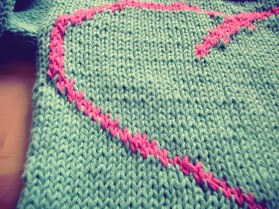 sweater tejido