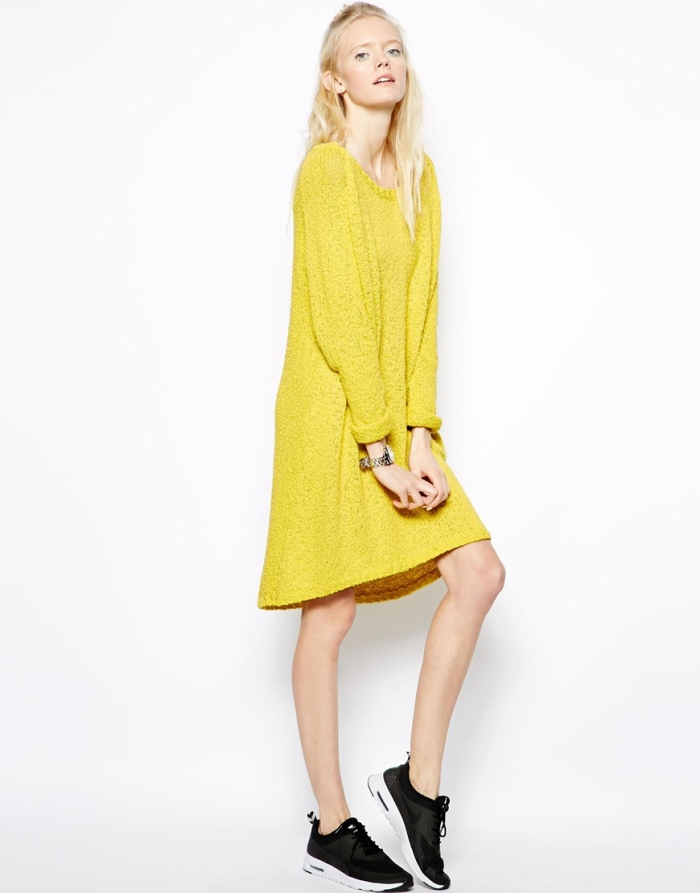 Amo tejer - Asos sweater dress
